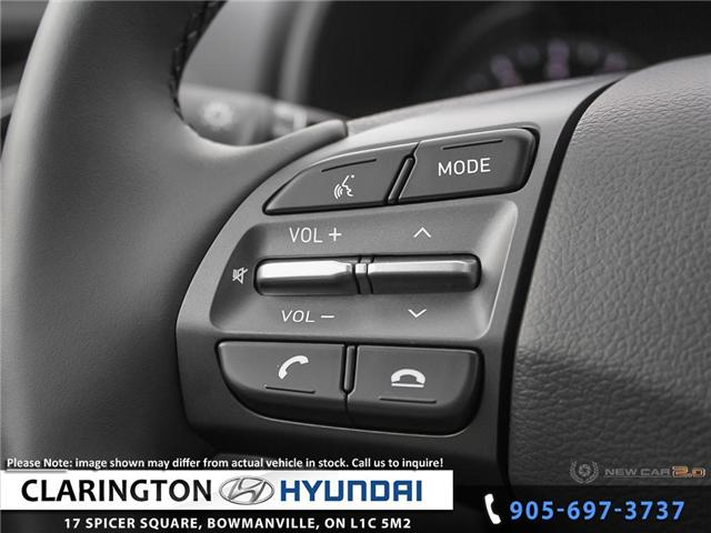 2019 Hyundai KONA 2.0L Luxury (Stk: 19077) in Clarington - Image 16 of 24