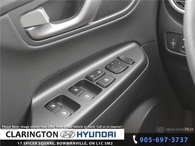 2019 Hyundai KONA 2.0L Luxury (Stk: 19077) in Clarington - Image 17 of 24