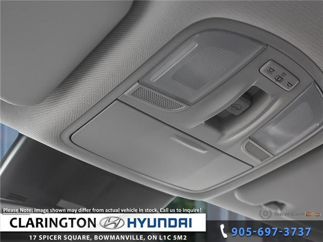 2019 Hyundai KONA 2.0L Luxury (Stk: 19077) in Clarington - Image 20 of 24