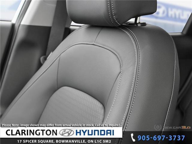 2019 Hyundai KONA 2.0L Luxury (Stk: 19077) in Clarington - Image 21 of 24