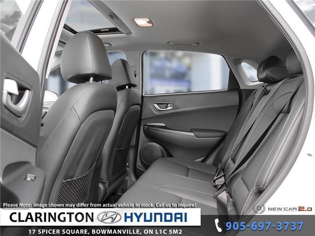 2019 Hyundai KONA 2.0L Luxury (Stk: 19077) in Clarington - Image 22 of 24