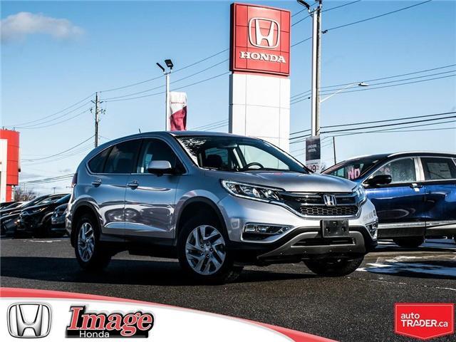 2016 Honda CR-V EX (Stk: 9R142A) in Hamilton - Image 1 of 17