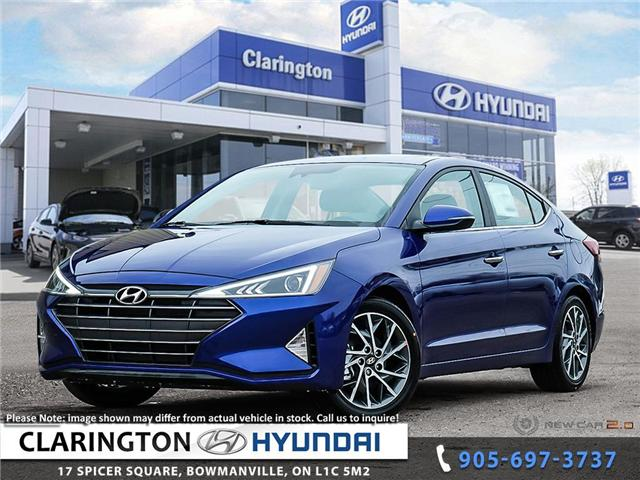 2019 Hyundai Elantra Luxury (Stk: 19079) in Clarington - Image 1 of 24