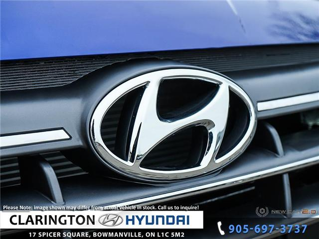 2019 Hyundai Elantra Luxury (Stk: 19079) in Clarington - Image 9 of 24