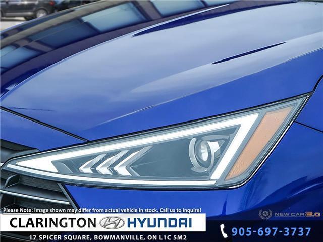 2019 Hyundai Elantra Luxury (Stk: 19079) in Clarington - Image 10 of 24