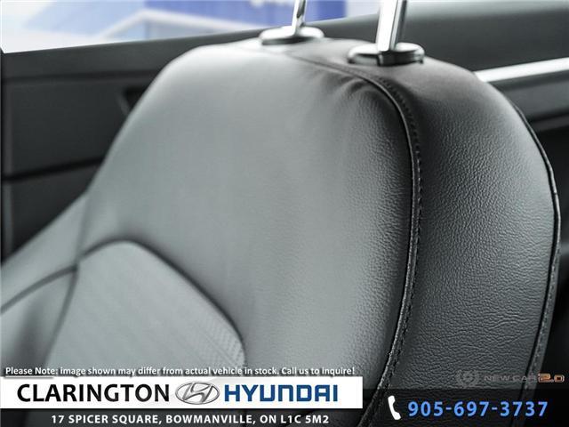 2019 Hyundai Elantra Luxury (Stk: 19079) in Clarington - Image 21 of 24