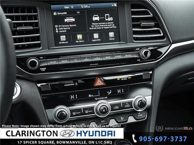 2019 Hyundai Elantra Luxury (Stk: 19079) in Clarington - Image 24 of 24