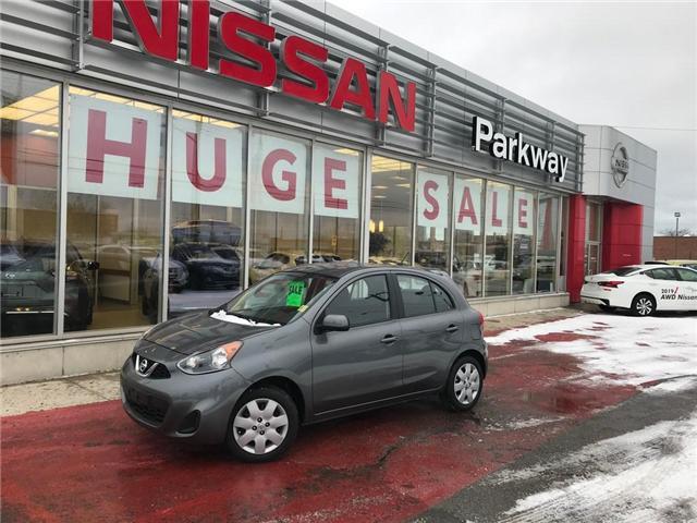 2016 Nissan Micra SV (Stk: N1389) in Hamilton - Image 1 of 10