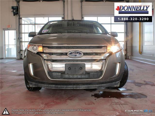 2013 Ford Edge SEL (Stk: PBWDU5885TB) in Ottawa - Image 2 of 29
