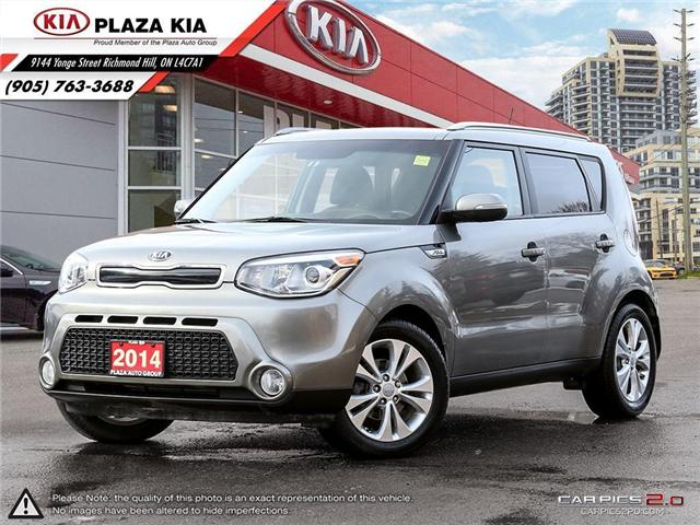 2014 Kia Soul  (Stk: 6239A) in Richmond Hill - Image 1 of 26