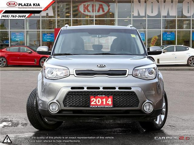 2014 Kia Soul  (Stk: 6239A) in Richmond Hill - Image 2 of 26