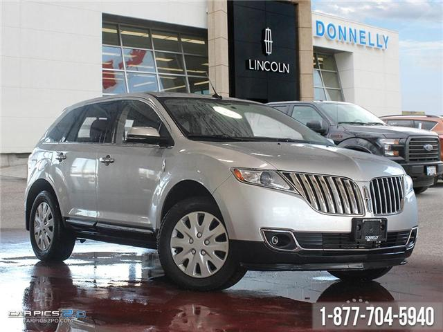 2014 Lincoln MKX Base (Stk: CLDR2191A) in Ottawa - Image 1 of 27