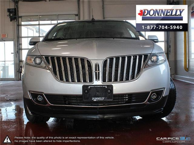 2014 Lincoln MKX Base (Stk: CLDR2191A) in Ottawa - Image 2 of 27