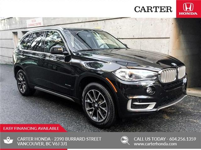 2017 BMW X5 xDrive35i (Stk: B95770A) in Vancouver - Image 1 of 21