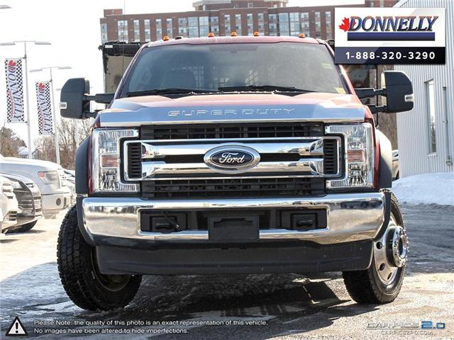 2017 Ford F-550 Chassis XLT (Stk: PLDU5984) in Ottawa - Image 2 of 28