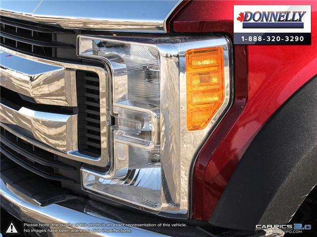 2017 Ford F-550 Chassis  (Stk: PLDU5984) in Ottawa - Image 10 of 28