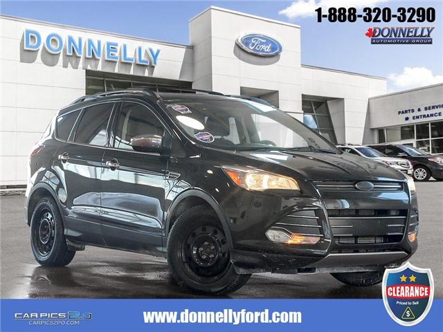 2015 Ford Escape SE (Stk: CLDUR5916A) in Ottawa - Image 1 of 28