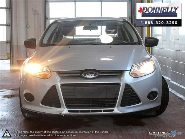 2014 Ford Focus S (Stk: CLDU5938A) in Ottawa - Image 2 of 28