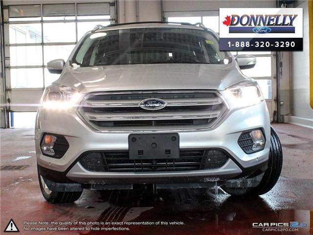 2019 Ford Escape Titanium (Stk: DS406) in Ottawa - Image 2 of 27