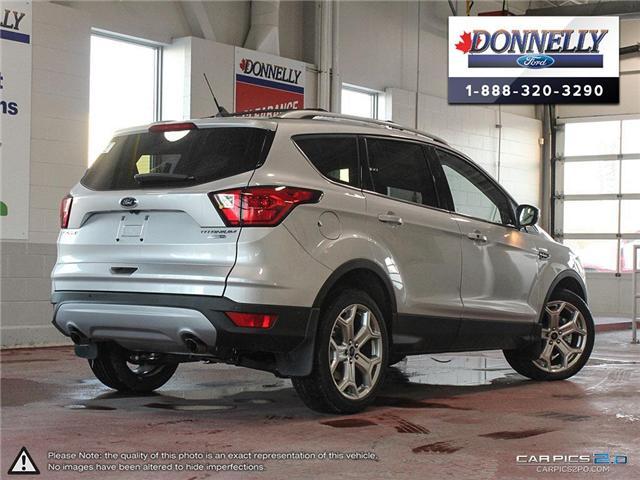 2019 Ford Escape Titanium (Stk: DS406) in Ottawa - Image 4 of 27