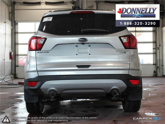 2019 Ford Escape Titanium (Stk: DS406) in Ottawa - Image 5 of 27