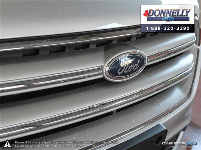 2019 Ford Escape Titanium (Stk: DS406) in Ottawa - Image 9 of 27