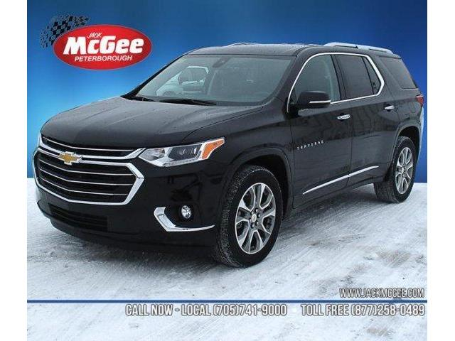 2019 Chevrolet Traverse Premier (Stk: 19366) in Peterborough - Image 1 of 3