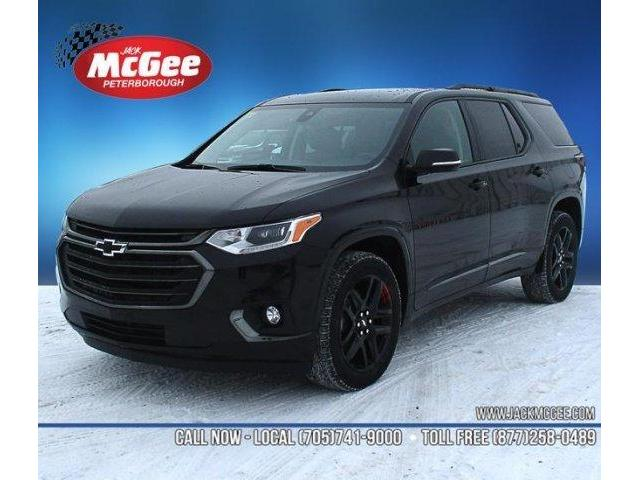 2019 Chevrolet Traverse Premier (Stk: 19367) in Peterborough - Image 1 of 3