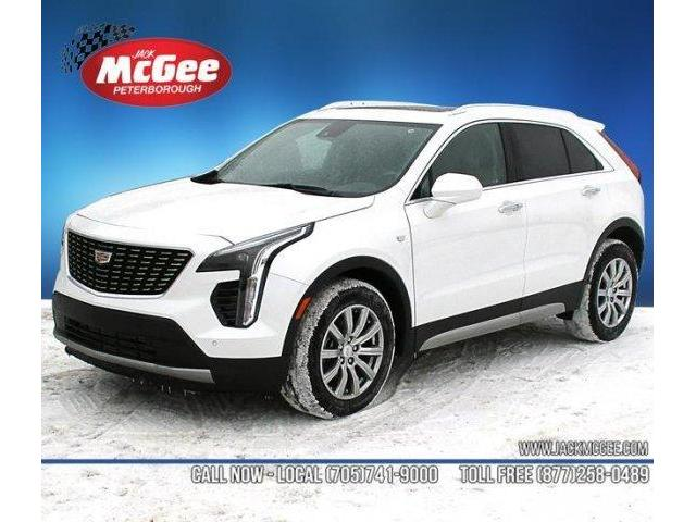 2019 Cadillac XT4  (Stk: 19363) in Peterborough - Image 1 of 3