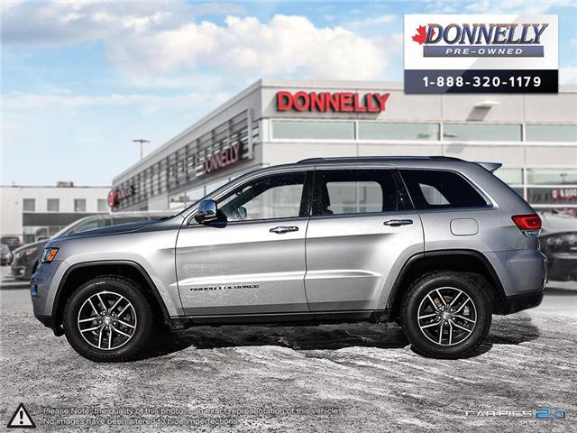 2017 Jeep Grand Cherokee Limited (Stk: CLKUR2213) in Kanata - Image 3 of 28