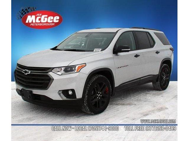 2019 Chevrolet Traverse Premier (Stk: 19360) in Peterborough - Image 1 of 3