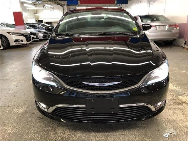 2015 Chrysler 200 Limited (Stk: 6J95612) in Vancouver - Image 5 of 20