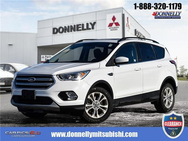 2018 Ford Escape SEL (Stk: CLMUR943) in Kanata - Image 1 of 28