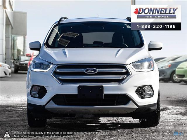 2018 Ford Escape SEL (Stk: CLMUR943) in Kanata - Image 2 of 28