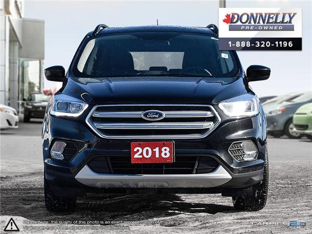 2018 Ford Escape SEL (Stk: CLMUR942) in Kanata - Image 2 of 28