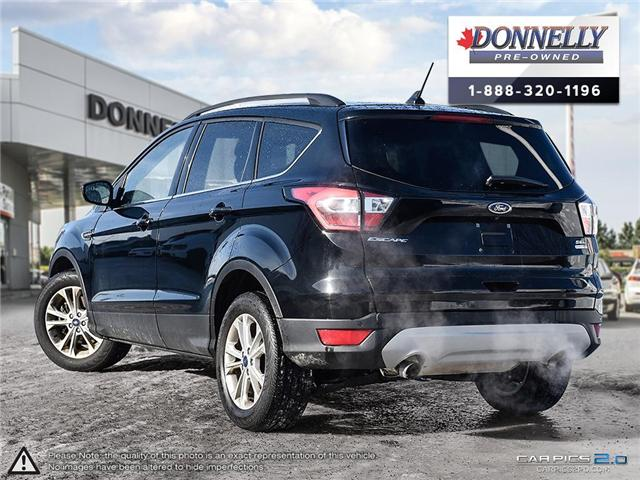 2018 Ford Escape SEL (Stk: CLMUR942) in Kanata - Image 4 of 28