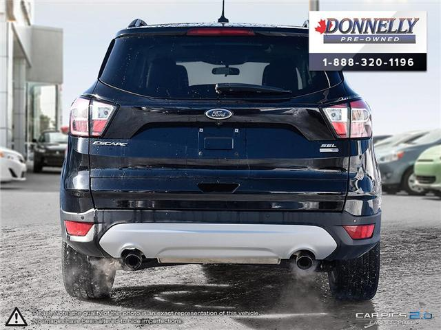 2018 Ford Escape SEL (Stk: CLMUR942) in Kanata - Image 5 of 28