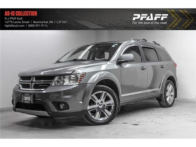 2012 Dodge Journey SXT & Crew (Stk: 53056A) in Newmarket - Image 1 of 21