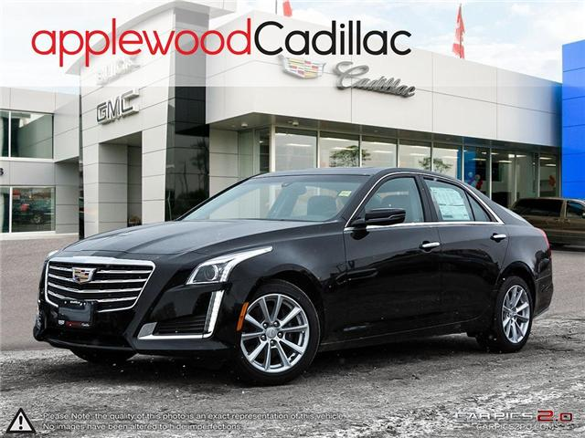 2018 Cadillac CTS 2.0L Turbo (Stk: K8T003) in Mississauga - Image 1 of 27