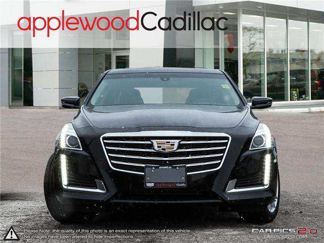 2018 Cadillac CTS 2.0L Turbo (Stk: K8T003) in Mississauga - Image 2 of 27