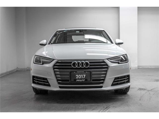 2017 Audi A4 2.0T Komfort (Stk: 53138) in Newmarket - Image 2 of 21