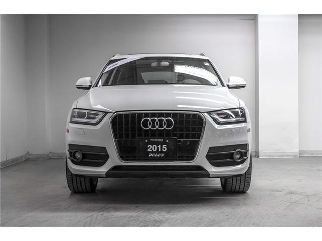 2015 Audi Q3 2.0T Progressiv (Stk: 53141) in Newmarket - Image 2 of 20