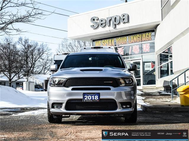 2018 Dodge Durango R/T (Stk: P9116) in Toronto - Image 2 of 27