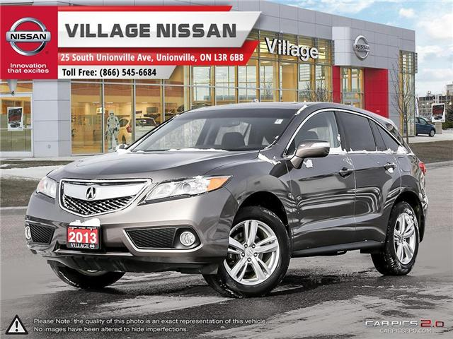 2013 Acura RDX Base (Stk: 80947A) in Unionville - Image 1 of 27