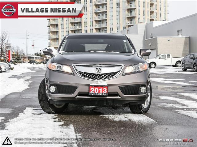 2013 Acura RDX Base (Stk: 80947A) in Unionville - Image 2 of 27