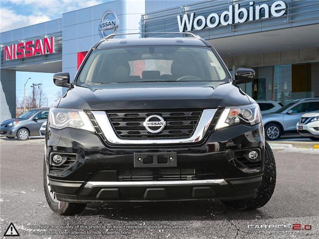2018 Nissan Pathfinder SV Tech (Stk: P7226) in Etobicoke - Image 2 of 26