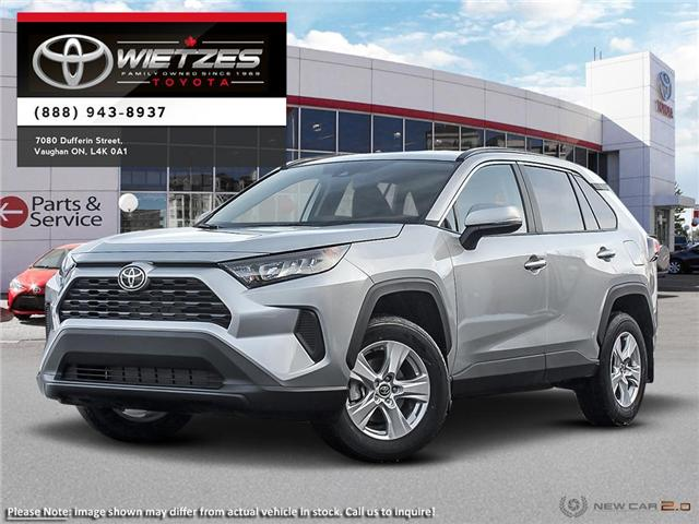 2019 Toyota RAV4 FWD LE (Stk: 68130) in Vaughan - Image 1 of 24