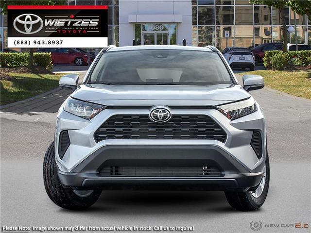 2019 Toyota RAV4 FWD LE (Stk: 68130) in Vaughan - Image 2 of 24
