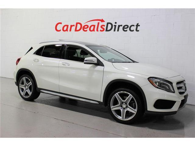 2016 Mercedes-Benz GLA-Class Base (Stk: 230679) in Vaughan - Image 1 of 30