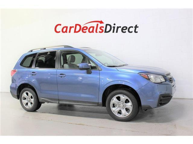 2017 Subaru Forester 2.5i (Stk: 457379) in Vaughan - Image 1 of 29
